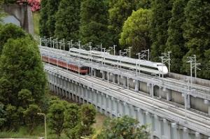 電車と新幹線